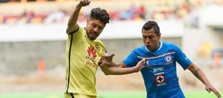 América vs Cruz Azul, Clausura 2016, Liga MX, 200216 - Goal.com - goal.com