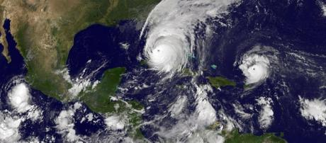 Hurricane Maria Just Went From A Category 1 Storm To Category 5 In ... - forbes.com
