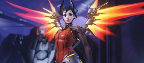 Mercy received more nerfs. Image Credit: Blizzard Entertainment