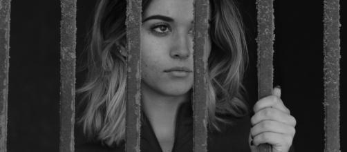 A girl in jail / caseyzschach via Flickr