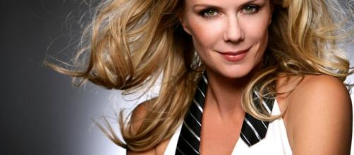 Brooke Logan soap opera Canale 5