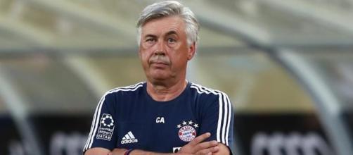 Carlo Ancelotti, ex tecnico del Milan