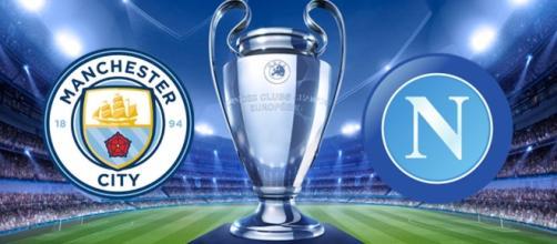 Champions League Manchester City- Napoli su Canale 5 - maridacaterini.it