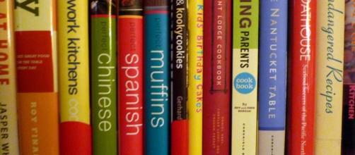 Collection of books [Image via Lori L. Stalteri via Flickr]