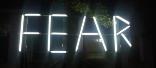Creating fear / dryhead via Flickr