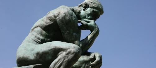 El Pensador: estatua de Auguste Rodin