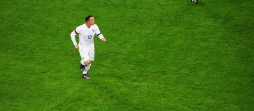 England striker Wayne Rooney (Photo Credit: Link001/Wikimedia Commons)