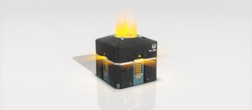 "Get free ""Overwatch"" loot boxes! Image Credit: Blizzard Entertainment"