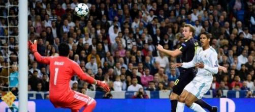 'Hurricane' en el Bernabéu. La insistencia tuvo premio