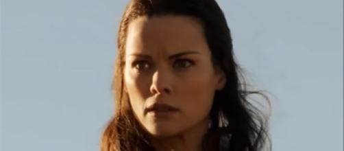 "Jaimie Alexander played Lady Sif in the ""Thor"" films and ""Agents of S.H.I.E.L.D."" (Image credit - David Nguyen/YouTube)"