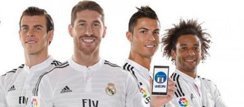 Jugadores estrellas del Madrid en conflicto con la físcalia