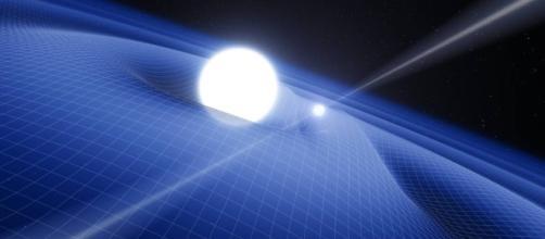 Las estrellas de neutrones han confirmado la teoría de Eistein sobre las ondas gravitacionales. Public Domain.