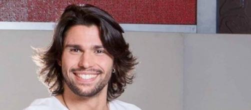 Luca Onestini del Grande Fratello Vip 2017 in primo piano