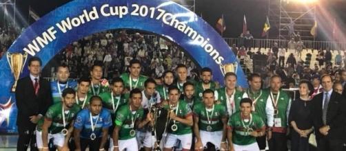 México subcampeón Mundial minifutbol Túnez 2017