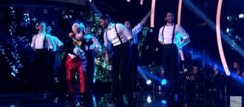 Mickey Mouse on 'Dancing With The Stars,' Image Credit: Dancing With The Stars / YouTube