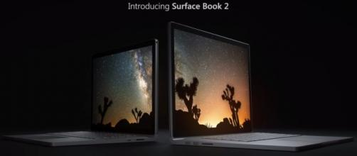 Microsoft Surface Book 2 (via YouTube - Microsoft Surface)