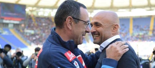 Napoli Inter Spalletti Sarri - barforzalupi.it