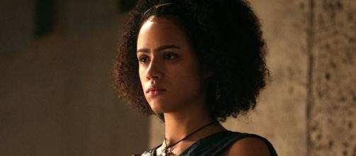 Nathalie Emmanuel attrice del Trono di Spade