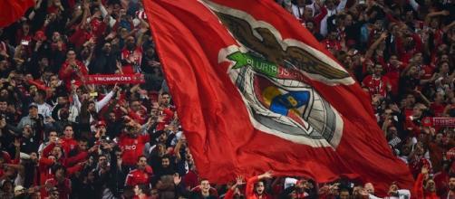O Benfica recebe o Manchester United no Estádio da Luz