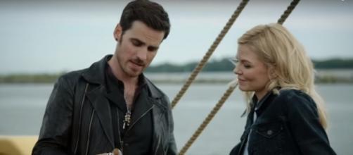 'OUAT' Season 7 Episode 2: 'A Pirate's life' / Photo via tvpromosdb, www.youtube.com