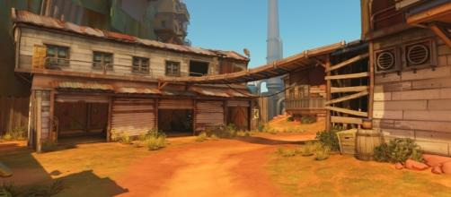 """Overwatch"" guide on how to defend on Junkertown map. Image Credit: Blizzard Entertainment"