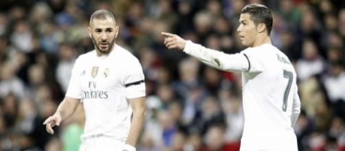 Real Madrid : Une friction évitée de peu entre Benzema et Ronaldo !