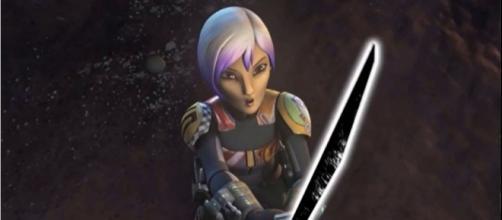 'Star Wars Rebels' Season 4: Sabine reunites with Ezra, Ghost crew in Episode 3 -- [Image Credit: Disney XD/YouTube]