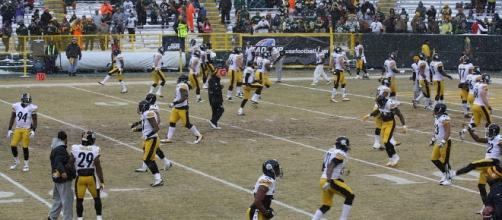 The Steelers have a crisis. [Image via RoyalBroil/Wikimedia Commons]