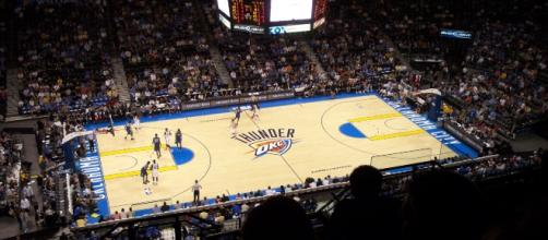The Thunder will be a big contender for the NBA title (via JWay20/Wikimedia)