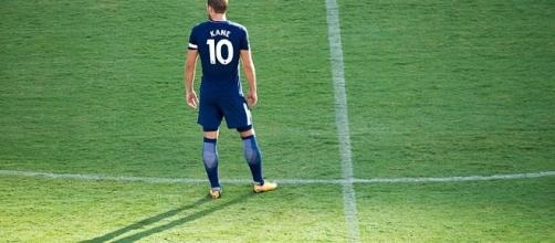 Tottenham striker Harry Kane [Image via Brad Tutterow/Wikimedia Commons]