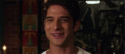 "Tyler Posey sheds light on his recurring character Adam on ""Jane the Virgin."" (Image credit - The CW/YouTube)"