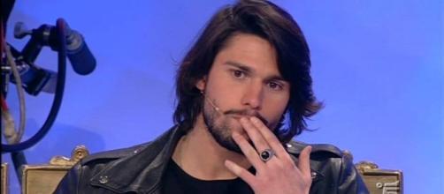 Luca Onestini protagonista del GF Vip