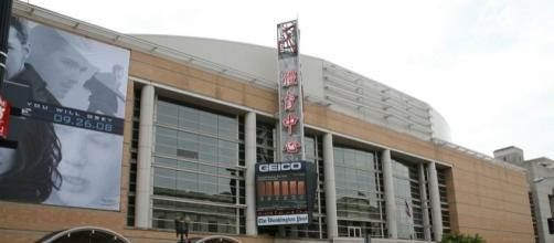 Verizon Center [Image via Cliff from Arlington/Wikimedia Commons]