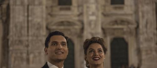 Vittorio e Teresa molto complici, Pietro è geloso.