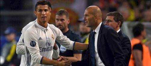 Zidane et Ronaldo, liés par le respect