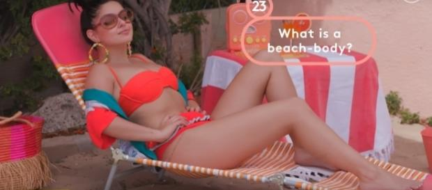 Ariel Winter puts her saucy body on display for a LaPalme Magazine. (Photo Credit: Refinery29, YouTube)