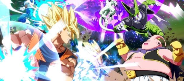 'Dragon Ball FighterZ' new character may appear in 'DBZ' and games. [Image Credit: Bandai Namco Entertainment America/YouTube]