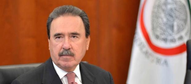Emilio Gamboa, miembro del Pri en México