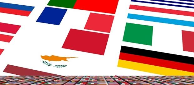 Europa, Bandera por Geralt/Pixabay