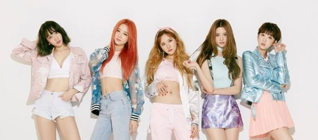 EXID prepares for November comeback (Image Credit: EXIDofficial/Twitter)