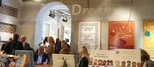 Inaugurazione nuovo store RED Feltrinelli a Roma