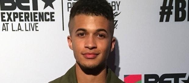 Jordan Fisher nabs perfect score for 'Disney Night' performance. (Image Credit: Jathan Wilson/Wikimedia Commons)