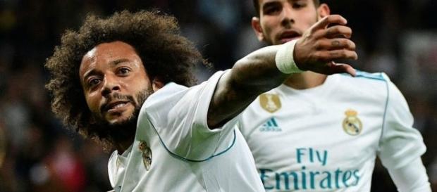 Marcelo salió para poner el Acierto