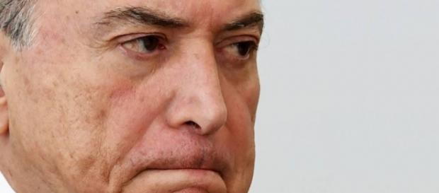 Michel Temer em tremenda saia-justa após divulgação de informação secreta