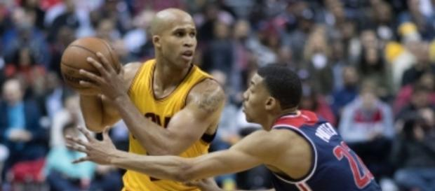 Richard Jefferson signed a one-year deal to join the Denver Nuggets. Image Source: Wikimedia Commons