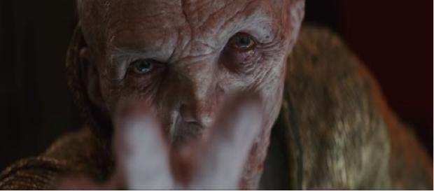 Star Wars: The Last Jedi Trailer (Official)   Image Credit: Star Wars/YouTube