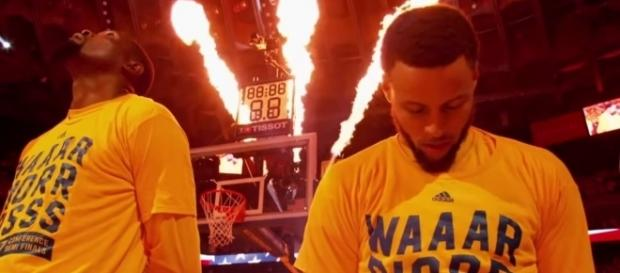 The leader of the Golden State Warriors (Image : YouTube | Daniel Rasar)