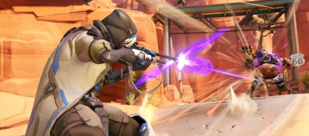 """Tips for Ana against every """"Overwatch"""" hero. Image Credit: Blizzard Entertainment"""