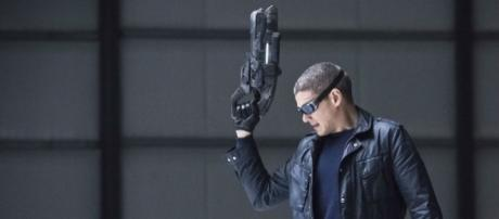Captain Cold (Wentworth Miller) for 'Legends of Tomorrow'/Used with permission, 'Legends of Tomorrow'/The CW