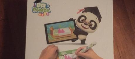 Dr. Panda is a series of popular apps that just released their augmented reality game. (Image Credit: Priskila Manalili, used with permission.)